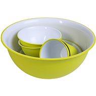 Omada Sanaliving Set 8pcs VerdeAcido - Kempingové nádobí