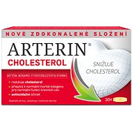 Arterin Cholesterol 30 tbl. - Doplněk stravy