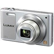 Panasonic LUMIX DMC-SZ10 stříbrný - Digitální fotoaparát