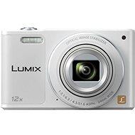Panasonic LUMIX DMC-SZ10 bílý - Digitální fotoaparát