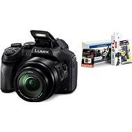 Panasonic LUMIX DMC-FZ300 + Alza Foto Video Starter Kit - Digitální fotoaparát