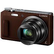 Panasonic LUMIX DMC-TZ57 hnědý - Digitální fotoaparát