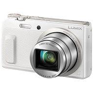 Panasonic LUMIX DMC-TZ57 bílý - Digitální fotoaparát