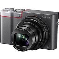 Panasonic LUMIX DMC-TZ100 stříbrný - Digitální fotoaparát