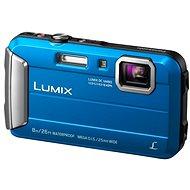 Panasonic LUMIX DMC-FT30 modrý - Digitální fotoaparát