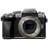 Panasonic LUMIX DMC-G7 černý - Digitální fotoaparát