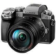 Panasonic LUMIX DMC-G7 stříbrný + objektiv LUMIX G VARIO 14-140 mm (F3.5-5.6) - Digitální fotoaparát