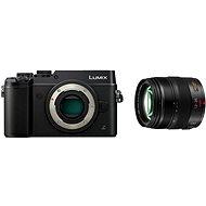 Panasonic LUMIX DMC-GX8 černý + objektiv 12-35mm/F2.8 - Digitální fotoaparát