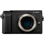 Panasonic LUMIX DMC-GX80 černý tělo - Digitální fotoaparát