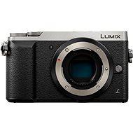 Panasonic LUMIX DMC-GX80 stříbrný tělo - Digitální fotoaparát