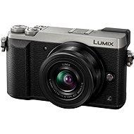 Panasonic LUMIX DMC-GX80 stříbrný + objektiv 12-32mm - Digitální fotoaparát
