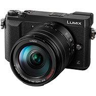 Panasonic LUMIX DMC-GX80 černý + objektiv 14-140mm - Digitální fotoaparát