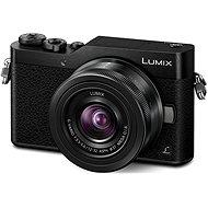 Panasonic LUMIX DMC-GX800 černý + objektiv 12-32mm - Digitální fotoaparát