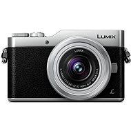 Panasonic LUMIX DMC-GX800 stříbrný + objektiv 12-32mm - Digitální fotoaparát