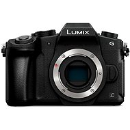 Panasonic LUMIX DMC-G80 tělo černý - Digitální fotoaparát