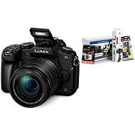 Panasonic LUMIX DMC-G80 + objektiv 12-60mm + Alza Foto Starter Kit - Digitální fotoaparát