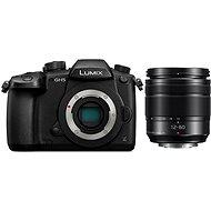 Panasonic LUMIX DC-GH5 + Lumix G Vario 12-60mm f/3.5-5.6 ASPH - Digitální fotoaparát