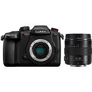Panasonic LUMIX DC-GH5S tělo + Panasonic Lumix G X 12-35mm f/2.8 II Power OIS černý - Digitální fotoaparát