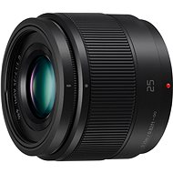 Panasonic Lumix G 25mm f/1.7 ASPH černý - Objektiv