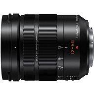 Objektiv Panasonic Leica 12-60mm f/2.8-4.0 ASPH Power OIS černý