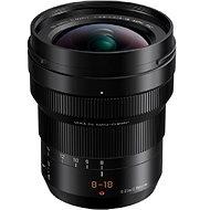 Panasonic Leica 8-18mm f/2.8-4.0 ASPH Power OIS černý - Objektiv