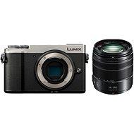 Panasonic Lumix DC-GX9 + 14-140mm Silver - Digital Camera