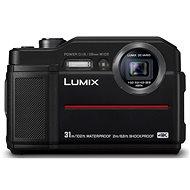 Panasonic LUMIX DMC-FT7 černý - Digitální fotoaparát
