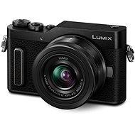 Panasonic LUMIX DC-GX880 černý + Lumix G Vario 12-32mm + 35-100mm ASPH MEGA O.I.S - Digitální fotoaparát