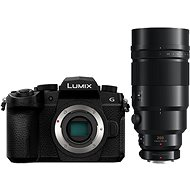 Panasonic LUMIX DC-G90 tělo černý + Panasonic Leica DG Elmarit 200mm f/2.8 Power O.I.S + Telekonvert