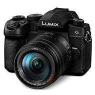 Panasonic LUMIX DC-G90 + Lumix G Vario 14-140mm Black - Digital Camera