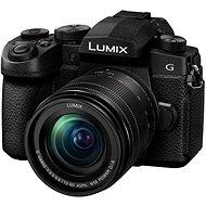Panasonic LUMIX DC-G90 + Lumix G Vario 12-60mm černý - Digitální fotoaparát