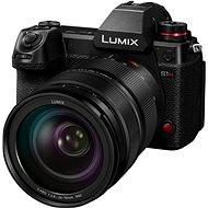 Panasonic Lumix DC-S1H + S PRO 24-70mm f/2,8 - Digitální fotoaparát
