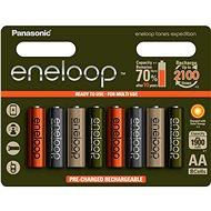 Panasonic AA nabíjecí baterie NI-MH