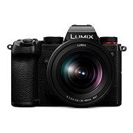 Panasonic Lumix DC-S5 + 20-60 mm - Digitální fotoaparát