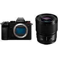 Panasonic Lumix DC-S5 tělo + Lumix S 50mm f/1.8 - Digitální fotoaparát