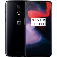 OnePlus 6 64GB Black Shiny - Mobile Phone