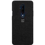 OnePlus 7T Pro Nylon Bumper Case (Black) - Mobile Case