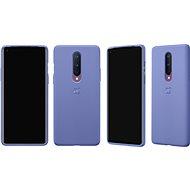 OnePlus 8 Sandstone Bumper Case (Smoky Purple) - Kryt na mobil