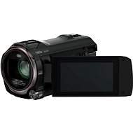 Panasonic HC-V770EP-K černá - Digitální kamera