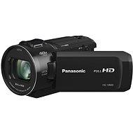Panasonic V800 černá - Digitální kamera
