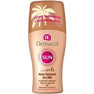 DERMACOL Sun Water Resistant Sun Milk SPF 6 200 ml - Opalovací sprej
