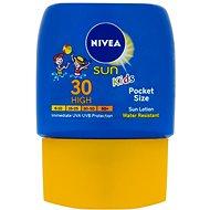 NIVEA SUN Kids Pocket Size SPF 30 50 ml - Opalovací mléko