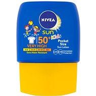 NIVEA SUN Kids Pocket Size SPF 50+ 50 ml - Opalovací mléko