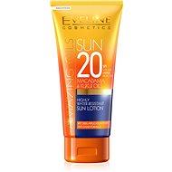 EVELINE Cosmetics Amazing Oils Highly Water-Resist Sun Lotion SPF 20 200 ml - Opalovací krém