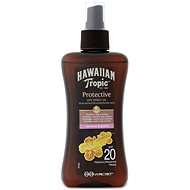 HAWAIIAN TROPIC Protective Dry Spray Oil SPF20 200ml - Tanning Oil