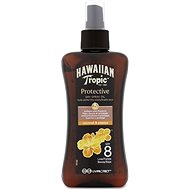 HAWAIIAN TROPIC Protective Dry Spray Oil SPF8 200ml - Tanning Oil