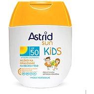 ASTRID SUN Baby Sun Lotion SPF50 75ml - Sun cream