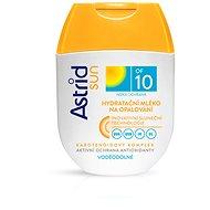 Opalovací mléko ASTRID SUN Hydratační mléko na opalování OF 10 80 ml