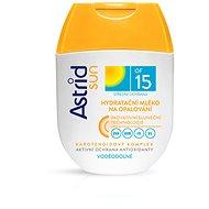 Opalovací mléko ASTRID SUN Hydratační mléko na opalování OF 15 80 ml