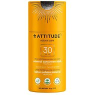 ATTITUDE 100 % minerální ochranná tyčinka na celé tělo SPF 30 s vůní Tropical 85 g - Opalovací krém